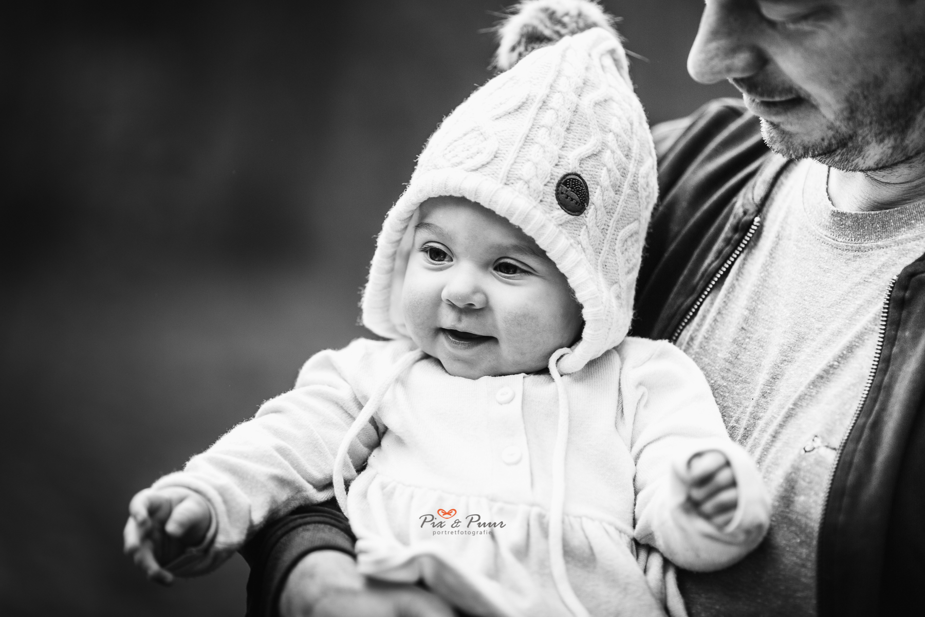Pix & Puur Baby's First Year reportage
